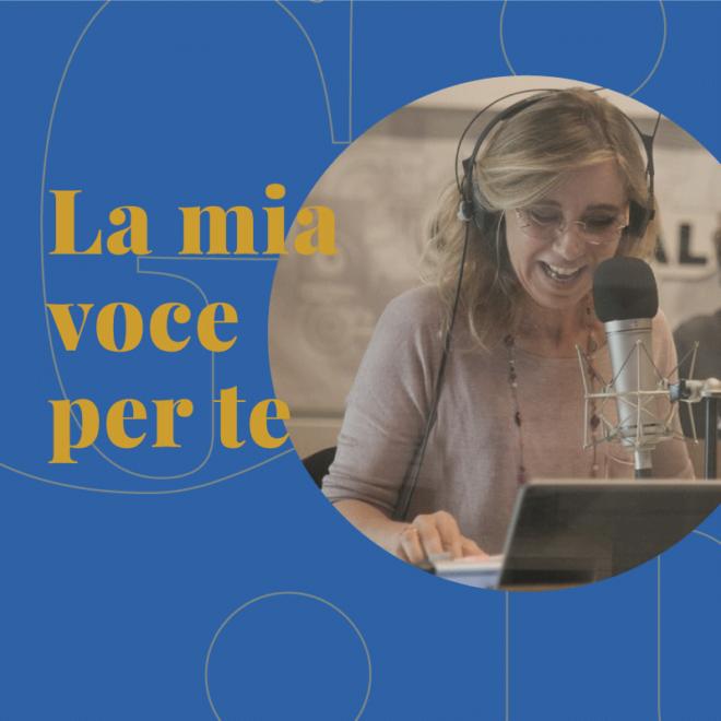 podcast storie con Conchita De Gregorio