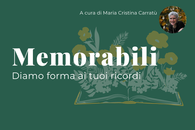 biografie memorabili raccolta e scrittura